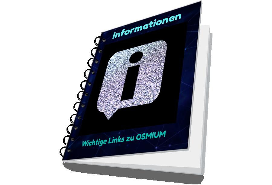Internetseiten zu Osmium